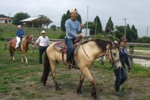 引き馬乗馬体験